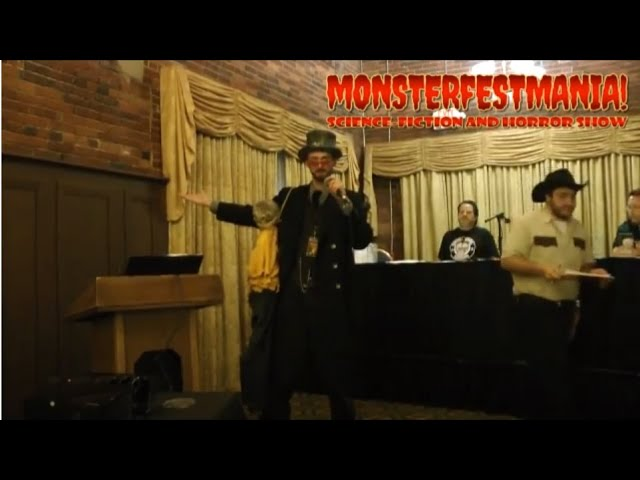 MONSTERFESTMANIA Cosplay Contest