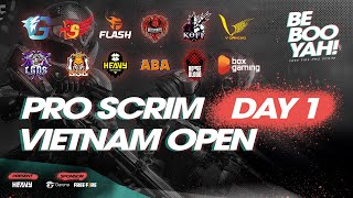 [Day 1] HEAVY and BTS on Top !!! |  Free Fire Pro Scrim - Vietnam Open - Day 1 screenshot 4