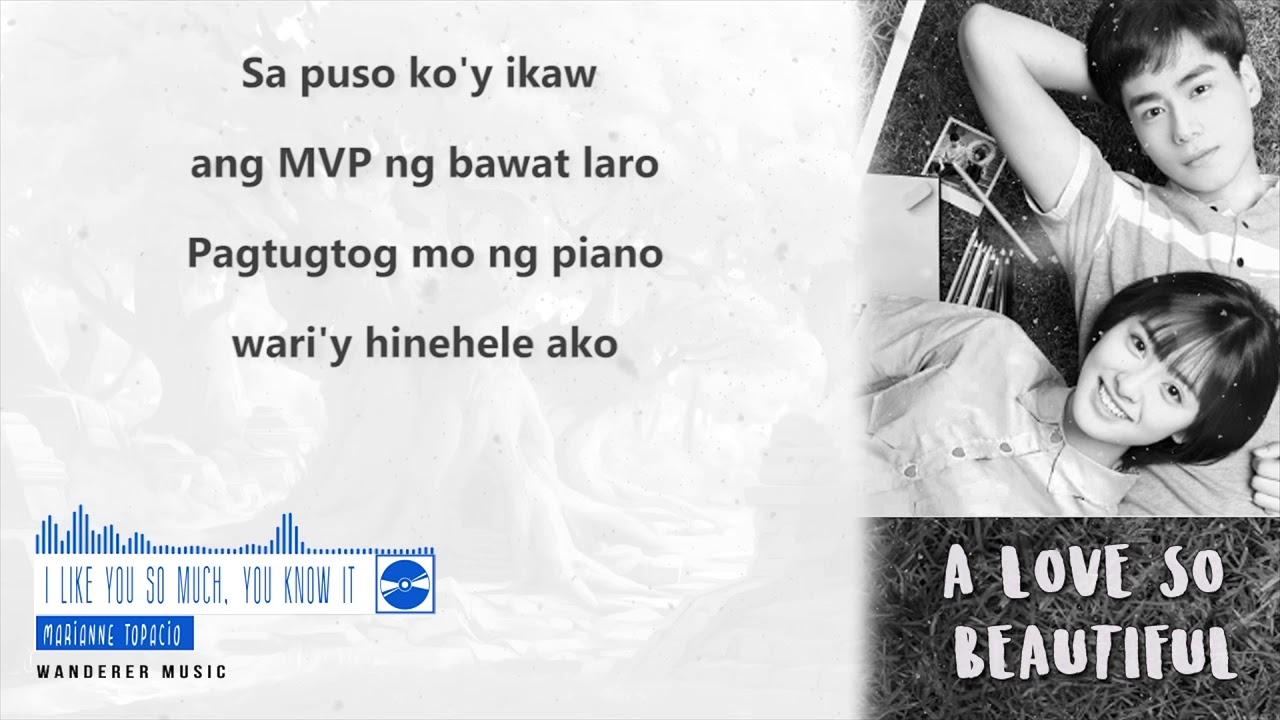 Filipino love links