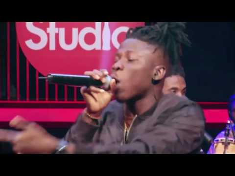 Stonebwoy & haile roots  ሃይሌ ሩትስ People Dey Harambe   Coke Studio Africa