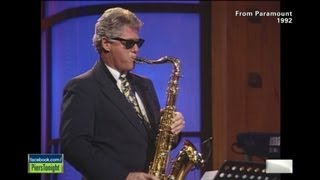 Arsenio Hall recalls Bill Clinton playing sax