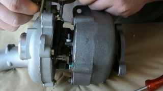 Changement CHRA turbo GT 1749V