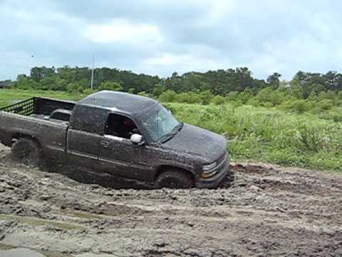 2000 Chevy 1500 Z71 Mudding Youtube