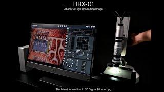 Hirox HRX-01 | 3D Digital Micr…