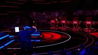 Victoria Performs 'How Far ill Go'  | The Voice Uk 2020. Soul Music?