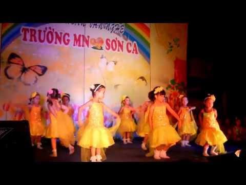 Chau Tue Nhi - Múa Chim Sơn Ca