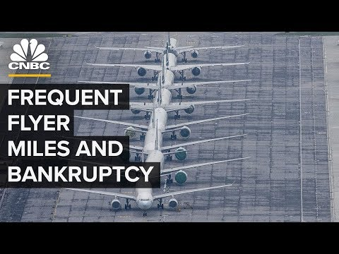 What Happens To Frequent Flyer Miles If An Airline Goes Bankrupt?