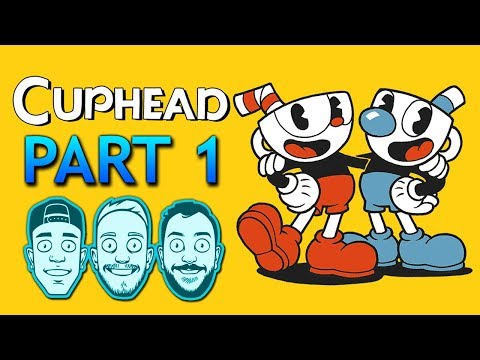Cuphead Part 1 - The Jaboody Show