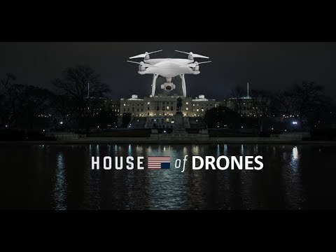 KEN HERON - House of DRONES (How to drone in National Parks)