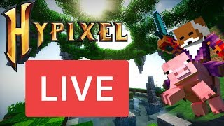 🔥SKYWARS With VIEWERS!🔥 Hypixel Mini-Games LIVESRTEAM! 🔴Minecraft LIVE🔴