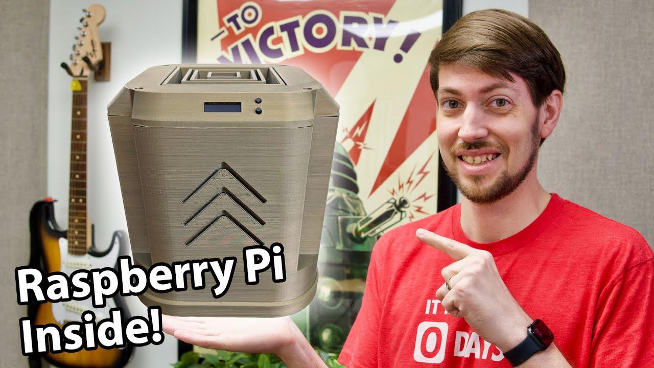 New Raspberry Pi Projects - CM4 NAS, Piunora, and Seaberry!