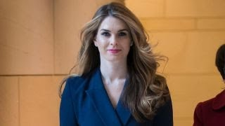 Why Hope Hicks will be missed in the White House