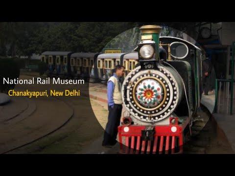 National Rail Museum   Hardik Madaan   Kirti Sirothia   Cordial Films