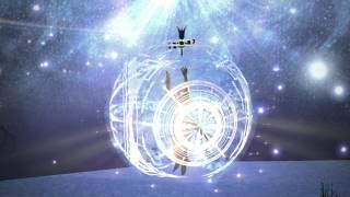 Astrologian Moon Transformation! Final Fantasy XIV