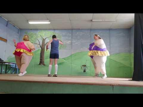 Australian fitness marshals