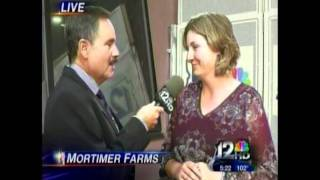 Mortimer Family Farms Now Open for Business