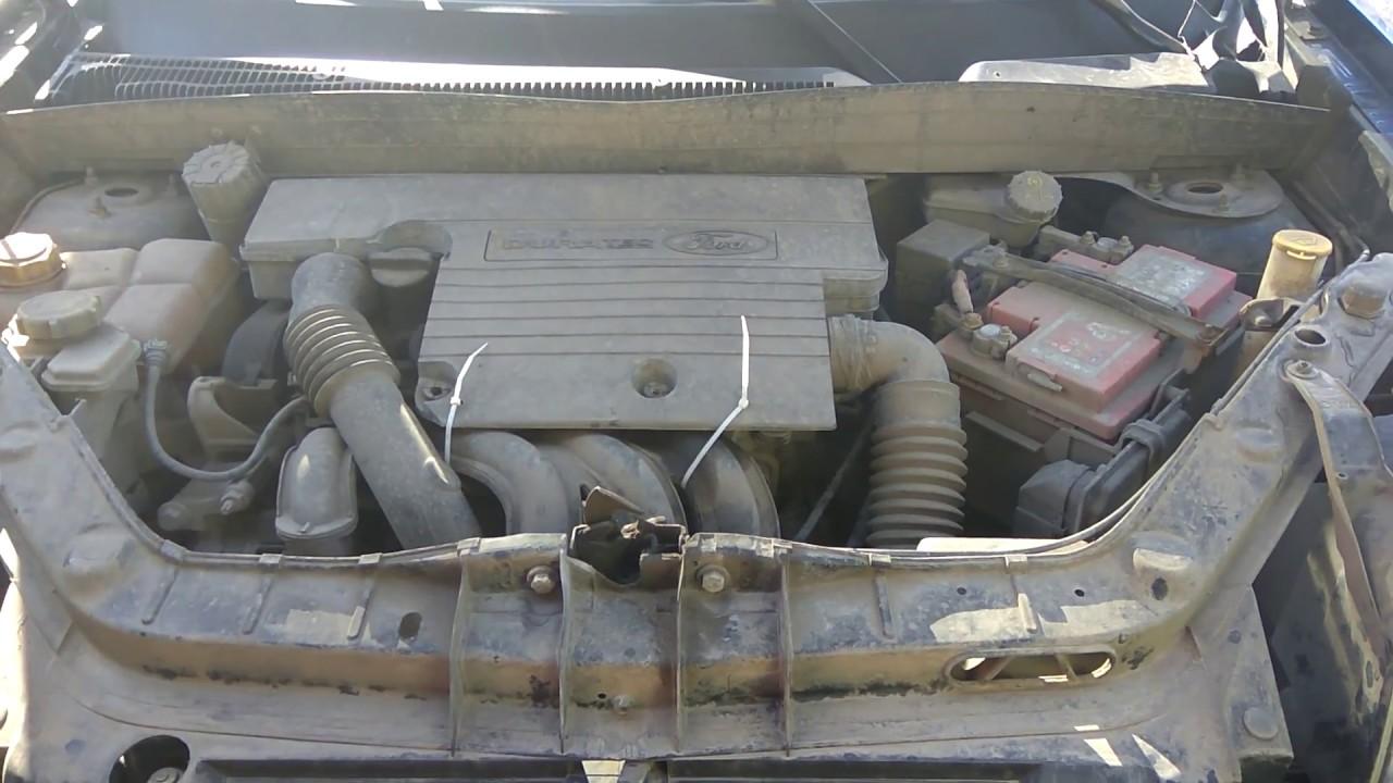 Двигатель БУ 2.0 бензин модель мотора AODA FORD FOCUS Форд Фокус 2 .