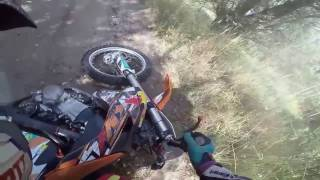Enduro Angry People/Forester/Police/Hard Fail complication GOPRO PL