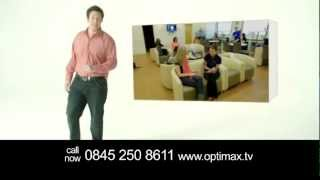 Optimax Laser Eye Surgery TV ad 2012 with Dave O' Reilly