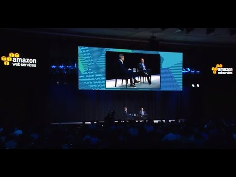 Fireside Chat with Andy Jassy, AWS CEO, at the AWS Summit San Francisco, April 2017