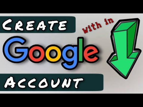 #google How to create a google account || Create a google account in 2020 ||