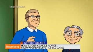 Watching Berkshire's Warren Buffett, This Time as a Cartoon