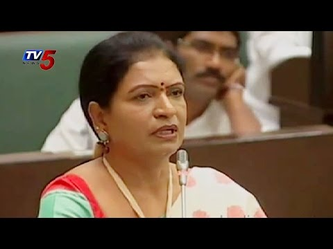 T-Govt Should Made Strict Laws For Protection Of Citizens   DK Aruna   Assembly Sessions : TV5 News