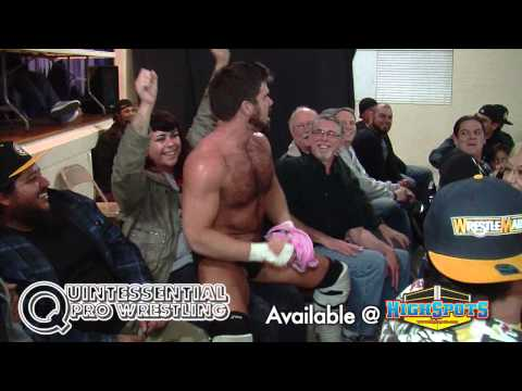 JOEY RYAN BRINGS THE SLEAZE TO QPW
