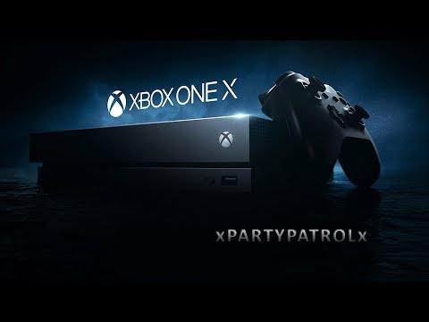 xbox-one-x-scorpio-engine-unboxing-4k-xpartypatrolx