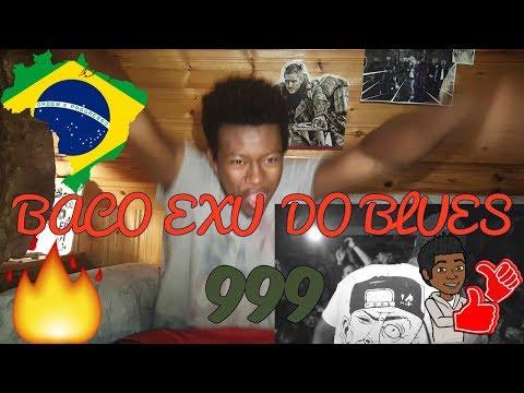 Baco Exu do Blues - 999!! REACTION!!