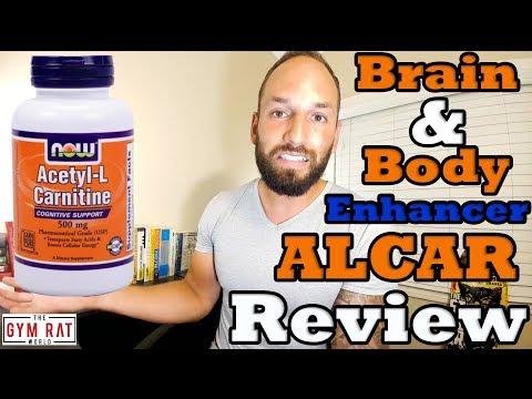 acetyl-l-carnitine-|-brain/body-nootropic-|-review-(alcar)