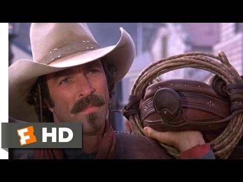 Quigley Down Under 111 Movie   Meeting Crazy Cora 1990 HD