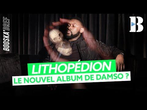Lithopédion, dernier album de Damso ?