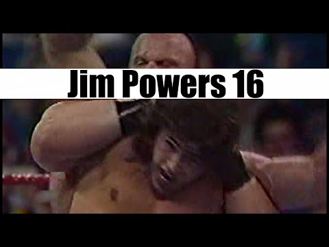 Jim Powers vs The Warlord