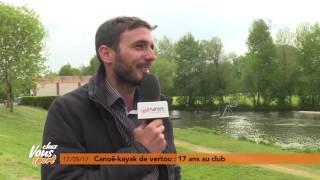Chez Vous Sport au Canoë Kayak Vertou (épisode 3)