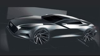 Audi Designers on the Prologue Concept
