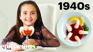100 years of food