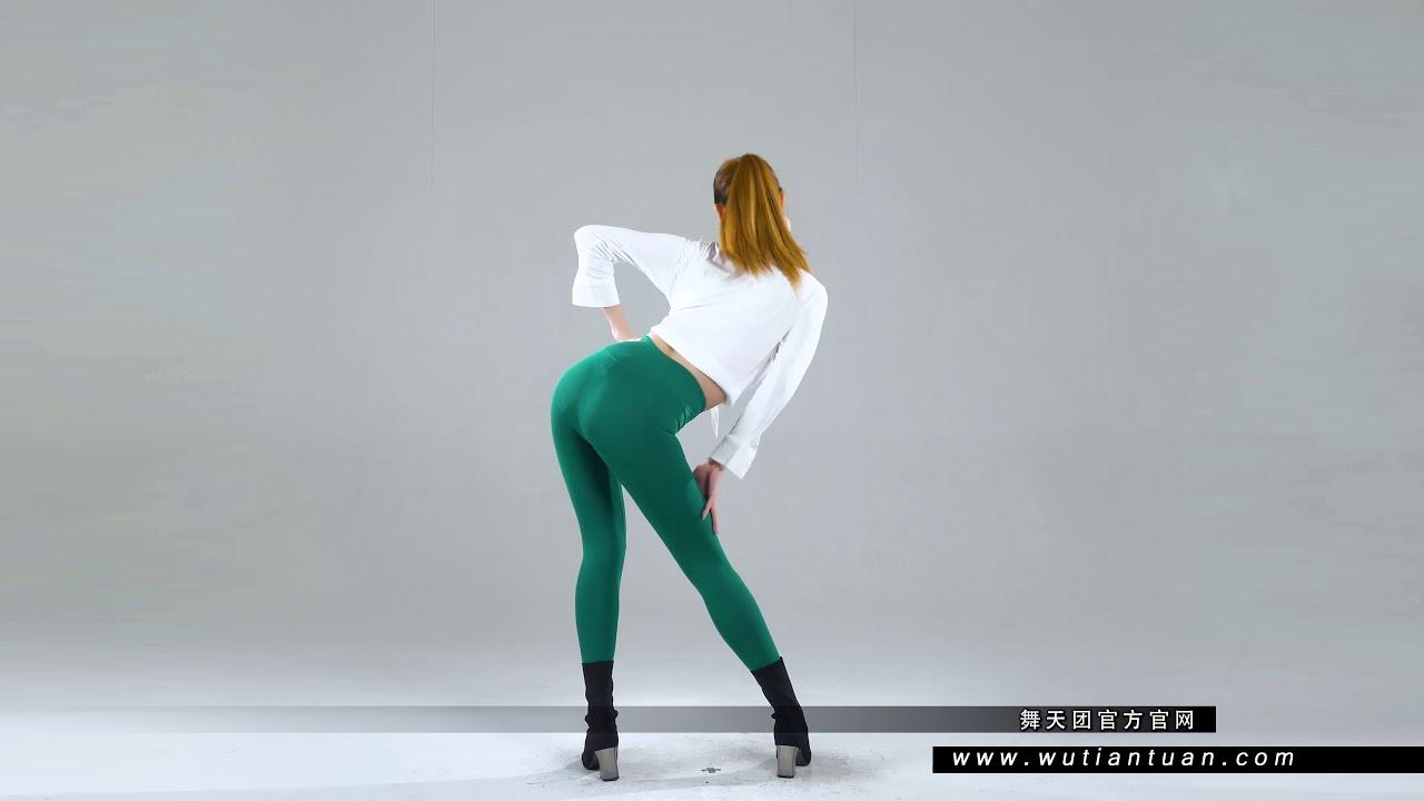 【舞天团官方频道】性感少妇丝袜紧身裤主播美女热舞 秀舞 广场舞 DJ舞曲  WTT051 ▶3:26