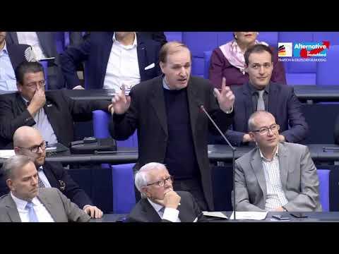 Flüchtlinge: Innenminister Seehofer im AfD-Kreuzverhör!