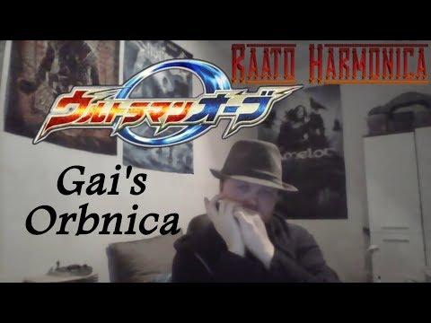Harmonica tune: Gai's Orbnica (Ultraman Orb)