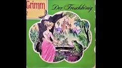 DER FROSCHKÖNIG Märchenhörspiel TELEFUNKEN