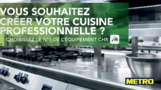 Vous Souhaitez Creer Votre Cuisine Professionnelle Youtube