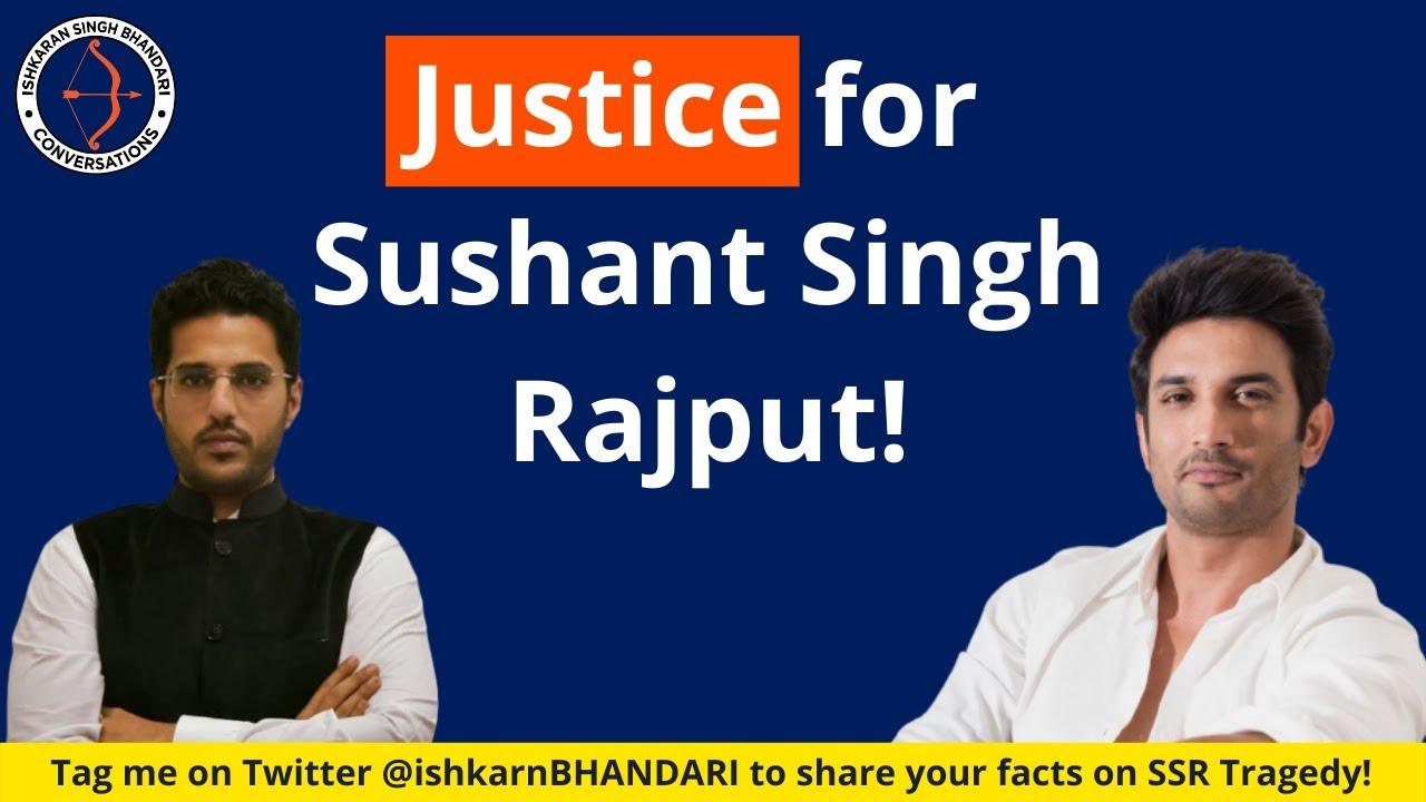 Justice for Sushant Singh Rajput #CBIForSonOfBihar