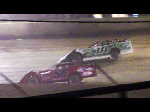 RUSH Crate Late Model Feature | Eriez Speedway | 9-23-17