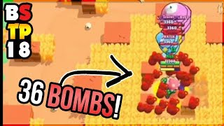 TRIPLE JUMPING with AUTO AIM! Brawl Stars Top Play Review #18