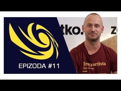 Vortex #11 I Na slůvko s Mikolášem Tučkem!