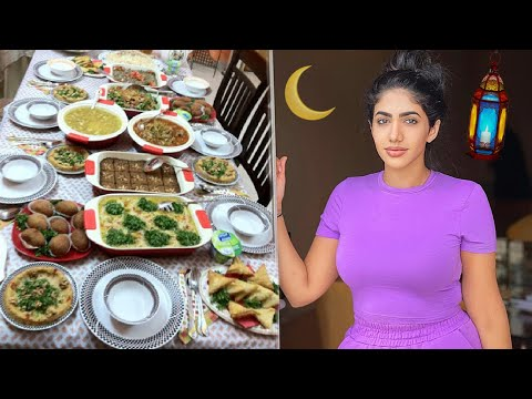 فلوق اول رمضان في دبي بعد سنين غربة 🌙 - Noor Stars