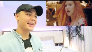 BLACKPINK - PLAYING WITH FIRE MV REACTION [CHAEYOUNG ALL DAY]
