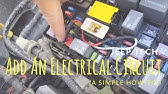 Fuse Box Location And Diagrams Jeep Wrangler Jk 2007 2018 Youtube