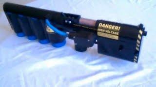 Portable 1.25kJ Coilgun